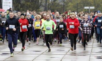 Ąžuolyno bėgimas 2016