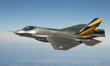Naikintuvas F-35C