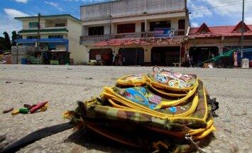 Per sprogimą Pietų Tailande žuvo vyras ir keturmetė jo dukra