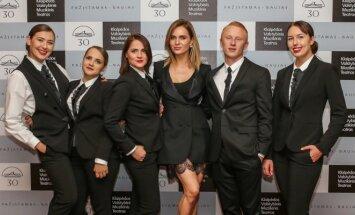 Klaipėdos muzikinio teatro naujo sezono pradžios renginio svečiai