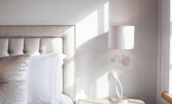 Miegamasis – patogus, praktiškas ir skoningas. Kaip visa tai sujungti vienoje patalpoje?
