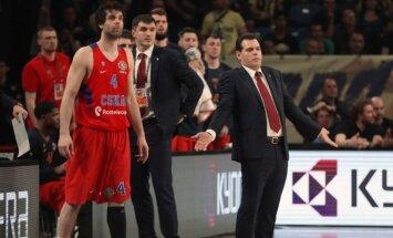 Milošas Teodosičius, Dimitrios Itoudis, Maskvos CSKA
