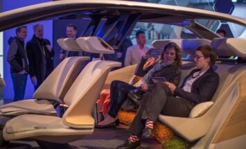 BMW Inside Future salonas