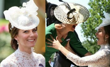 Kate Middleton ir Sophie