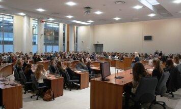 Konferencijoje lytiškumo tema dalyvavo per 900 Vilniaus mokinių