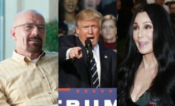 Bryanas Cranstonas, Donaldas Trumpas, Cher