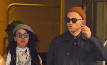 Robertas Pattinsonas su FKA twigs