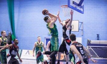 Lituanica krepšininkai pergalingai pradėjo Naujus metus (G200 nuotr.)