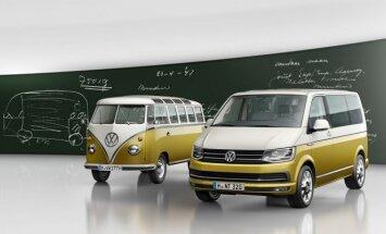 Volkswagen modelis pasitinka jubiliejų