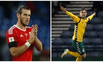 Garethas Bale'as, Fiodoras Černychas (AP-Scanpix nuotr.)