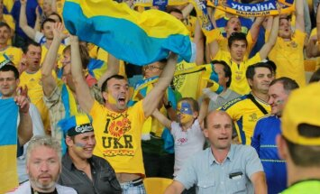 Ukrainos futbolo aistruoliai