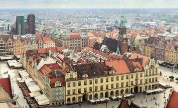 Vroclavas, Lenkija