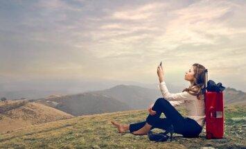 Mobilusis internetas užsienyje