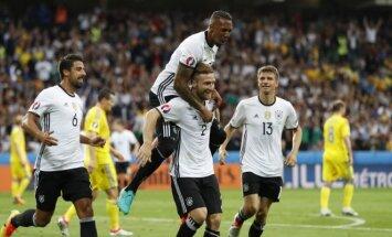 Euro 2016: Vokietija – Ukraina