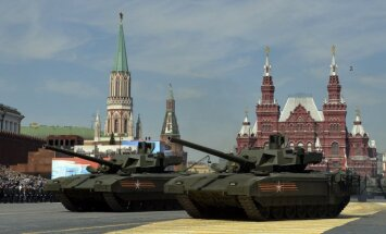 T-14 Armata tankas
