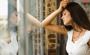Moteris, depresija