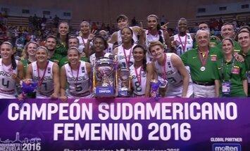 Brazilijos moterų krepšinio rinktinė
