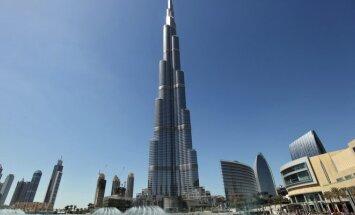Dangoraižis Burj Khalifa