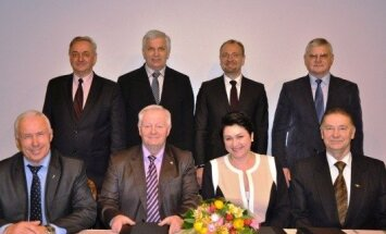 Įsteigta Lietuvos sporto prezidentų taryba