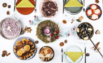 Paįvairinkite kalėdinį stalą – patiekalai kitaip