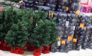 Kalėdinės prekybos rekordininkai: kokias prekes per šventes šluoja lietuviai