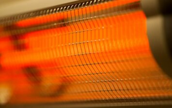 Infraraudonieji spinduliai šildymui: ką verta žinoti
