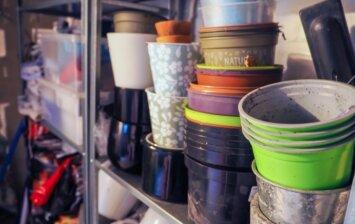 Revizija garaže: daiktai, kurių ten laikyti nereikia