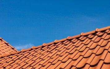 Kodėl čerpinio stogo kaina neturėtų gąsdinti?