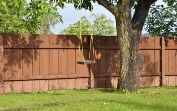 Kaip statant tvorą nepažeisti kaimynų interesų