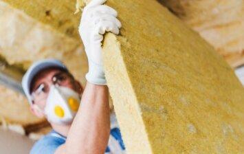 Ekspertai atsako – kokie yra svarbiausi stogo šiltinimo aspektai