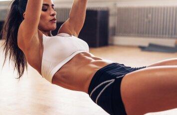 SUPERMAISTAS norinčioms stangraus kūno ir sveiko organizmo