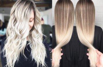 IŠBANDYK: veiksmingiausi gražių plaukų patarimai