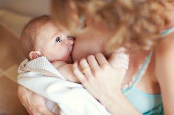 Kodėl mamos pienas kūdikiui yra ir maistas, ir vaistas