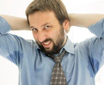 Ką valgyti, jei nenori kad tavo prakaito kvapas atbaidytų moterį?