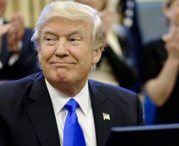 Vyrų žurnalo eksperimentas: kaip atrodytų patobulintas D. Trumpas?