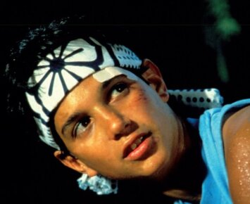 "<div>""Karate Kid"" berniukas: dabar ir prieš trisdešimt metų</div>"