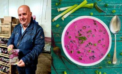 Ūkis Žemaitijoje, kuriame užauga dažno ragauti burokėliai: ūkininkas pasidalino mėgstamiausiu receptu