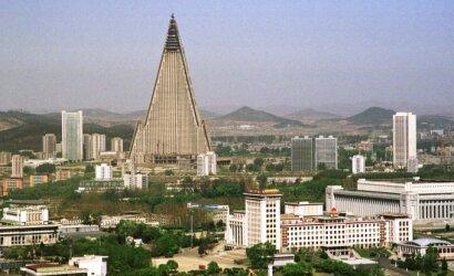 """Šiaurės Korėjos """"Pražūties"""" viešbutis: kvaila arogancija pasiglemžė 3,5 milijono žmonių gyvybių"""