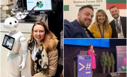 Viena įtakingiausių IT moterų Lietuvoje: apie žlugusias vaikystės svajones, susirašinėjimą su NASA ir garsaus vyro žodžius, kad ji niekada nebus versle