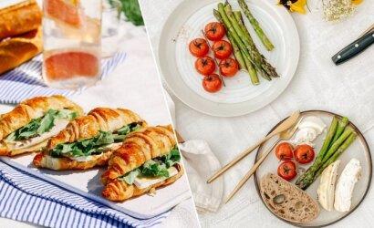 Vietoj šašlykų: 4 idėjos, kaip pikniką paversti gurmaniška švente