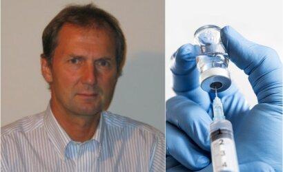Tikrieji COVID-19 vakcinos kūrimo užkulisiai: itin atviras Oksfordo profesoriaus interviu