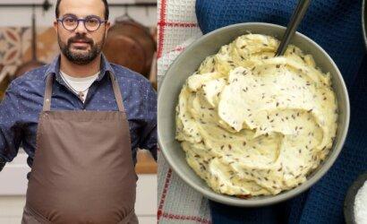 Žemaitišką patiekalą pagaminęs Gianas Luca Demarco negaili jam pagyrų: lietuviai, na ir skonis!