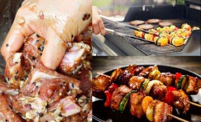 Mėsininko patarimai: laiko patikrinti šašlykų ir kepsnių marinatai, kurie tobulai suminkština mėsą
