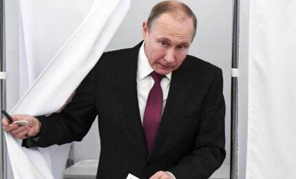 Vladimiras Putinas rinkimuose