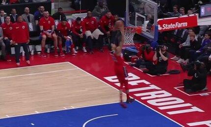 NBA TOP-10: Sabonio dėjimas Los Andžele nusipelnė penktos vietos