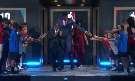 Pajėgiausių NBA naujokų biržos dalyvių pristatymas