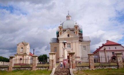 Liškiavos bažnyčios ir dominikonų vienuolyno ansamblis