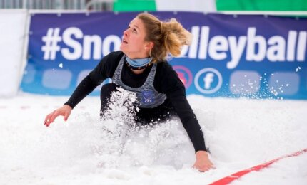 Lietuvos sniego tinklinio čempionatas