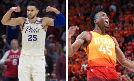 Geriausių NBA naujokų rinkimuose – Mitchello ir Simmonso triumfas bei už borto likęs Lonzo