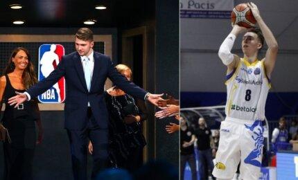 """NBA naujokų birža: Dončičius pakliuvo į mainus, lietuvis Kulboka – į """"Hornets"""", LiAngelo liko už borto"""